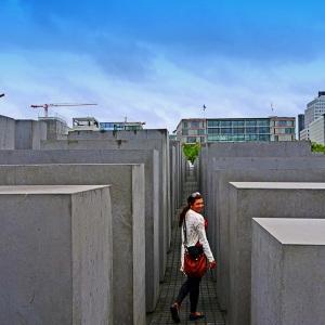 Monumento em homenagem aos judeus